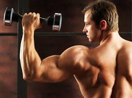 Тренажер мужской (виброгантеля, гиря) Shake Weight for men Шейк Уэйт