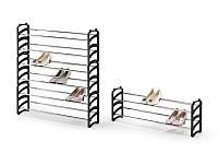 Подставка для обуви ST-1 (черный) (Halmar)