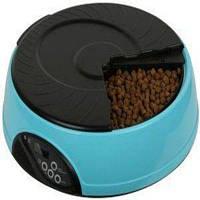 TODO 6 Миска для домашних питомцев с автоматической подачей питания Светло-синий