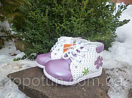 "Ботинки для девочки ""EeBb"" Размер: 23"