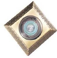 АСКО УКРЕМ Точечные светильники 120091 SB бронза