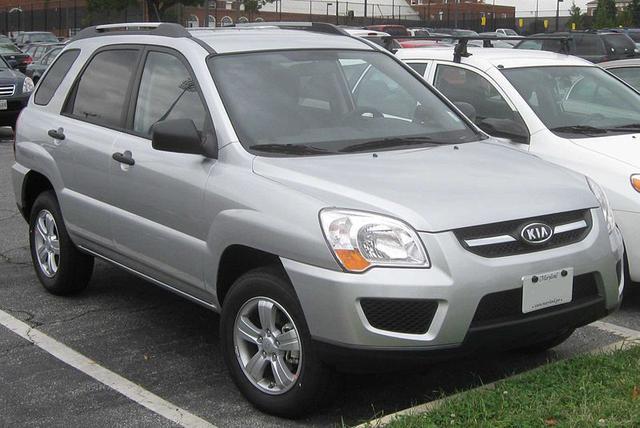 KIA SPORTAGE (JE) (2004-2010)