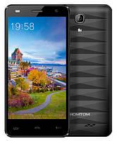 Смартфон Doogee HomTom HT26 black процессор 4 ядра , фото 1