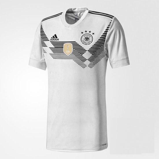 Футбольная форма сборной Германии ЧМ 2018 (основная) купить в ... 921049ccc2b