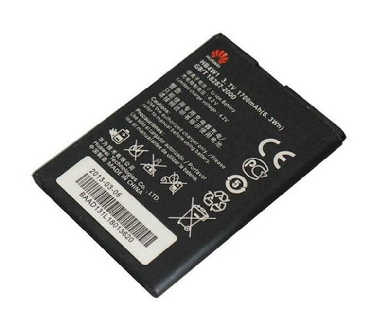 Аккумулятор для HB4W1H Huawei Y210 g510  G520 G525 C8813 1750MAH HB4W1