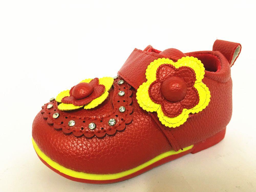 Туфли пинетки для девочки  14см