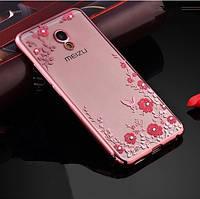 Чехол для Meizu M5 Note Flowers