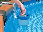Водопідготовка в надувних і каркасних басейнів
