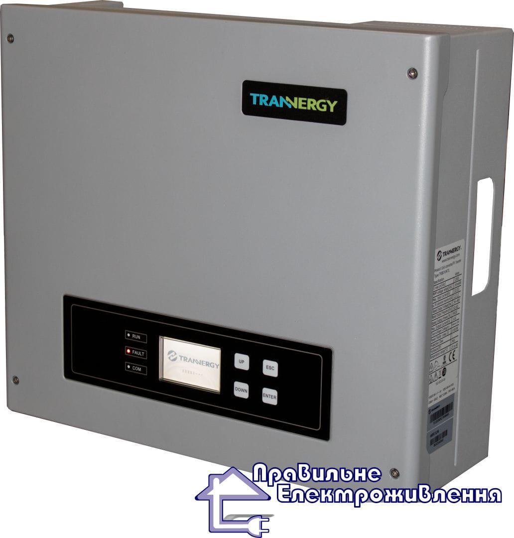 Мережевий інвертор TRANNERGY TRM010KTL (10 кВт, 3 Фази, 2 МРРТ)