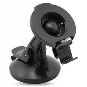 Автомобильный держатель для GPS совместимый с Garmin Nuvi всех серий Чёрный, фото 2