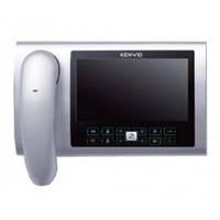 Цветной домофон KENWEI S700C-W64 silver