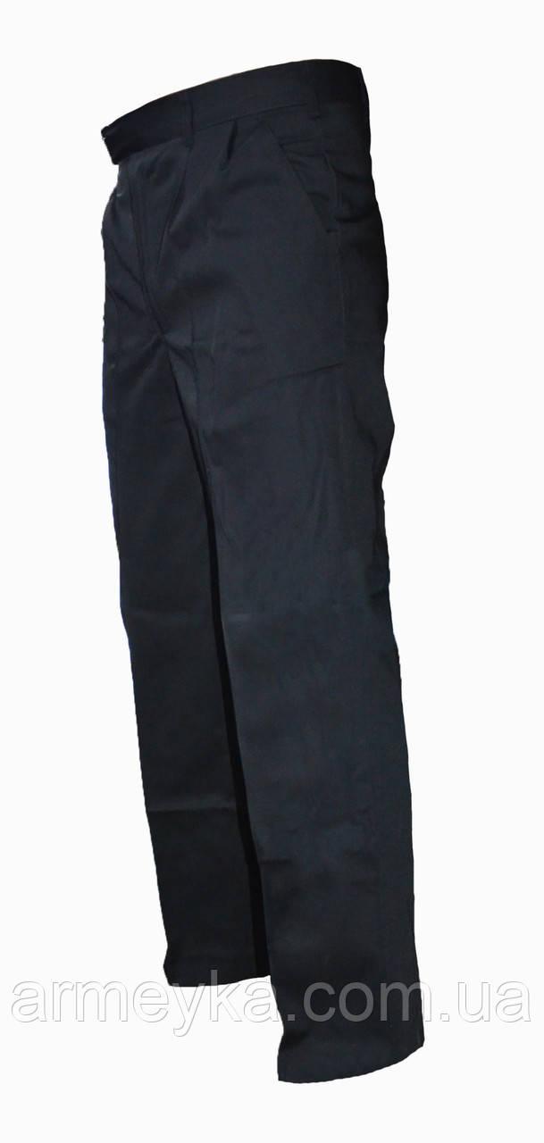Полицейские классические брюки, черные. НОВЫЕ. Великобритания, оригинал.