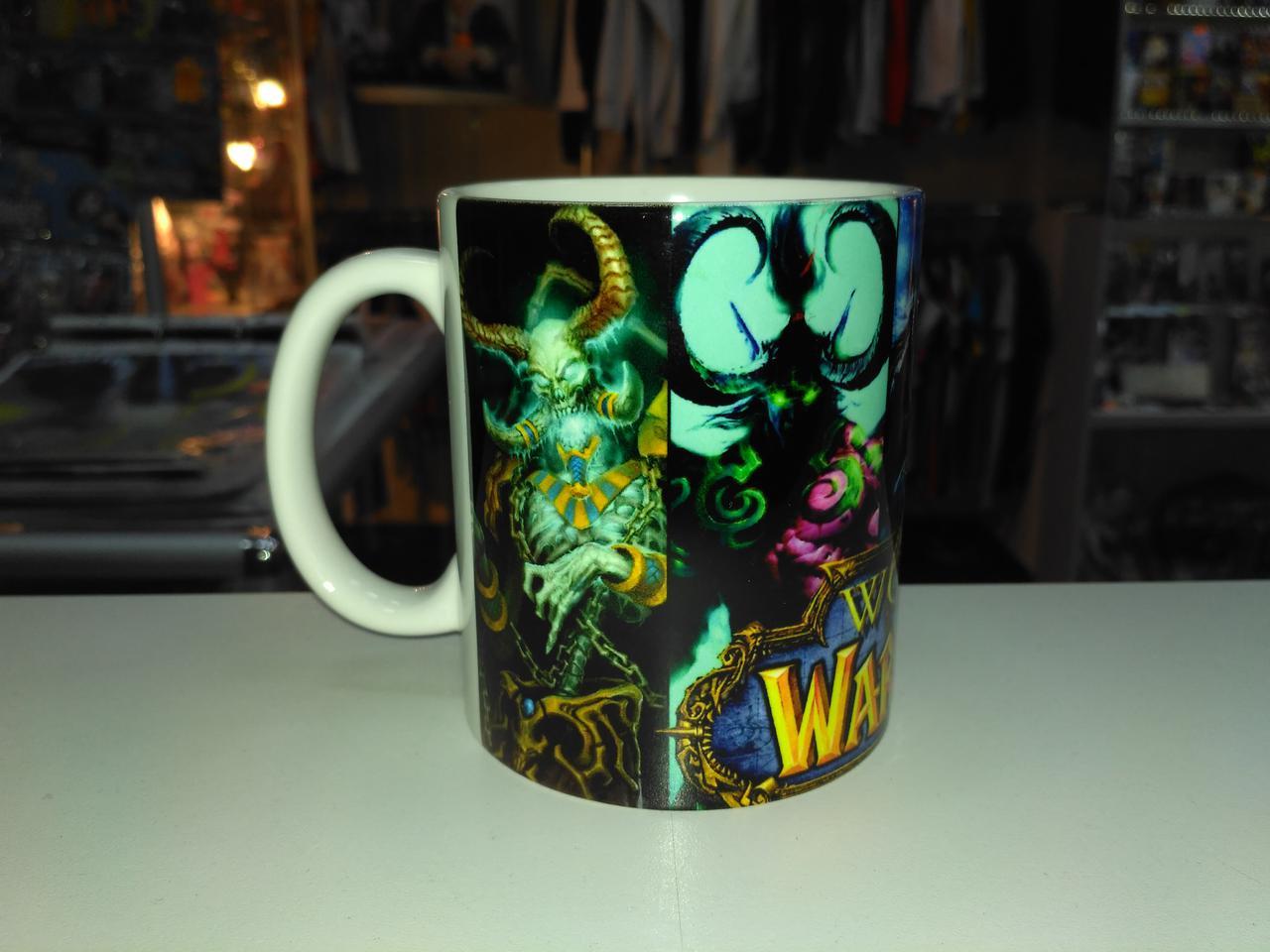 Чашка World of Warcraft