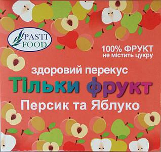 Пастила Персик Яблуко /50г