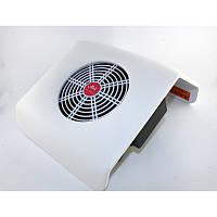 Вытяжка маникюрная, настольная Simei 858-11 mini, 30W