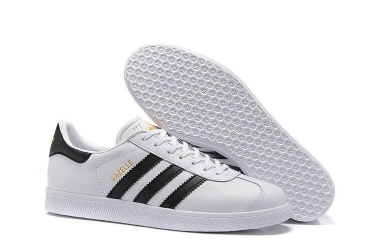 150fd7fc5 Adidas Gazelle Vintage Leather White. Качественные кроссовки. Стильные  кроссовки. Интернет магазин обуви.