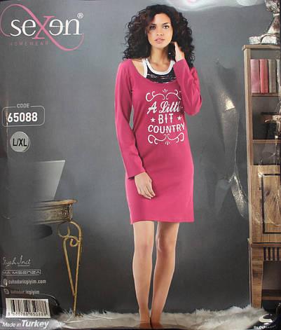 Женская ночная рубашка SEXEN 65088, фото 2