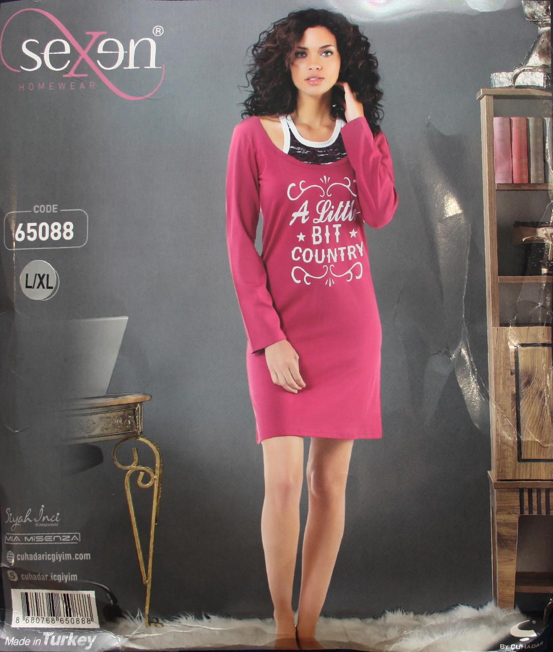 Женская ночная рубашка SEXEN 65088