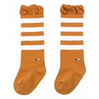 Детей из чистого хлопка носки с небольшим носки, мультфильм шаблон полосатый стеганый носки для детей около 1 года 10-12 месяцев