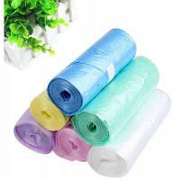 Разноцветные Практичные Домашние Мешки Для Мусора Красочный