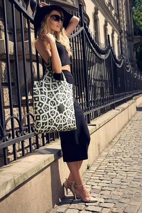 Cумка шоппер Envirosax тканевая женская модная авоська ET.B3 сумки женские, фото 2