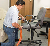 Химчистка мягкой мебели в офисе