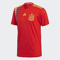 Футбольная форма сборной Испании ЧМ 2018 (основная)