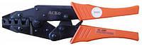 АСКО УКРЕМ HS-35WF обжимной инструмент для трубчатых наконечников