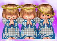 Схема для вышивки бисером на атласе Почти идеальный (14,8 х 20,3 см) СД-068 Княгиня Ольга