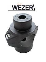 Насадка для сварки полипропиленовых труб Wezer 32 мм круглая
