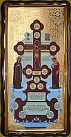 Икона 12 добродетелей 112х57см или 110х80см