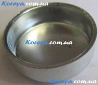 Заглушка головки блока цилиндров (диаметр 18мм) Ланос, Авео. GM 94580062