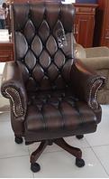 Кресло для руководителя в классическом стиле  A152