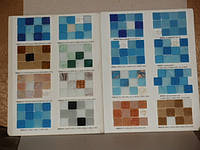 Продажа мозаики стеклянной и керамической производства Китай, Испания, Италия, мозаику на сетке, мозаика на бумаге, мозаика для бассейнов, микс для бассейна, клей для мозаики, затирка для мозаики, гидроизоляция бассейнов