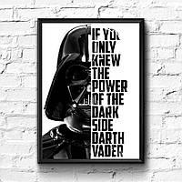 Постер с рамкой Star Wars #6
