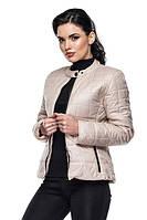 Женская деми куртка от производителя! Куртка облегающего покроя с прорезными карманами 6 цветов, размеры 42-54
