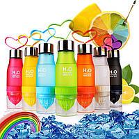 Бутылка - соковыжималка H2O для воды и напитков