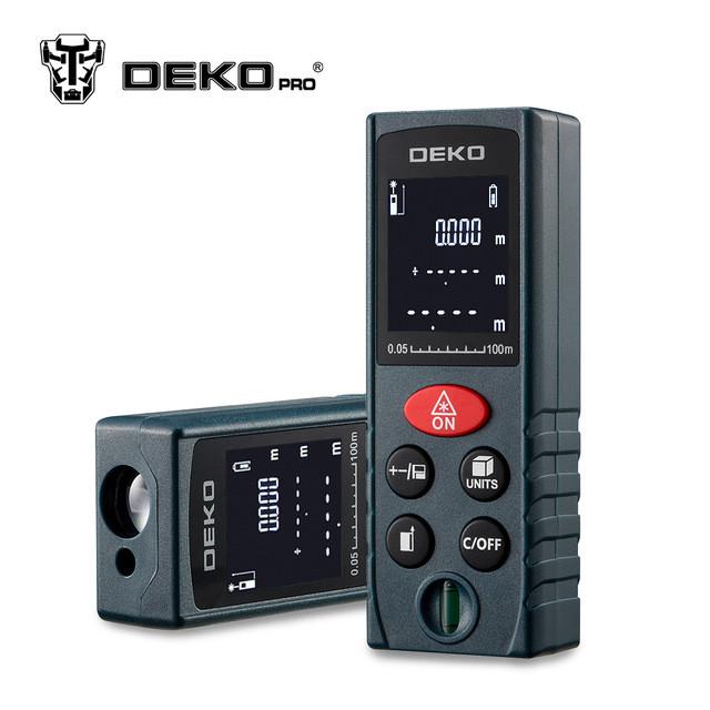 Лазерная рулетка Dekopro lrd110
