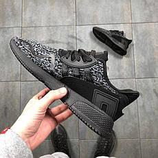 Мужские кроссовки Adidas Originals Equipment EQT Chshion Adv Black/Grey BY9507, фото 2