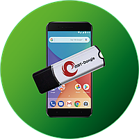 Восстановление мобильных телефонов с помощью Донгл-MRT