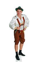 Баварский мужской костюм национальный \ размер 48-50; 52-54 \ BL - ВМ212