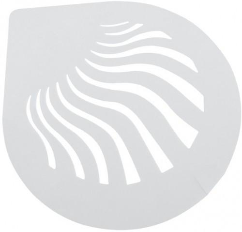 Трафарет для Торта Волны 250мм(шт)