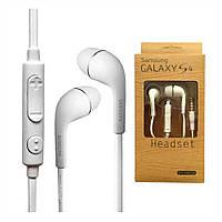 Наушники вакуумные с микрофоном Samsung S4