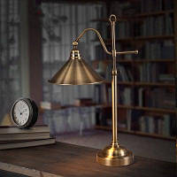LANSHI настольная лампа с старинным искусственным стилем специальное предложение 220V-240V