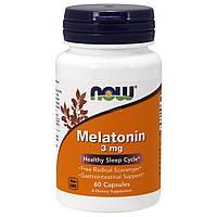 Мелатонин Melatonin 3 mg (60 cap) USA
