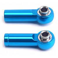 25 мм из алюминиевого сплава головки шаровые 2шт / комплект Синий