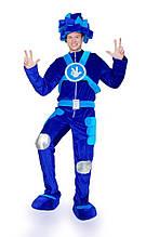 Фиксик Нолик мужской карнавальный костюм \ размер универсальный \ BL - ВМ208