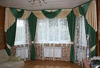 Пошив штор и тюлей на заказ