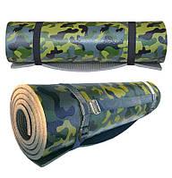 Каремат армейский камуфлированный «СКАУТ» 1800x550x10мм