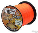 Леска 0,22mm Record Carp Fluo Orange 0,25 mm / 900 m - 6,9 kg